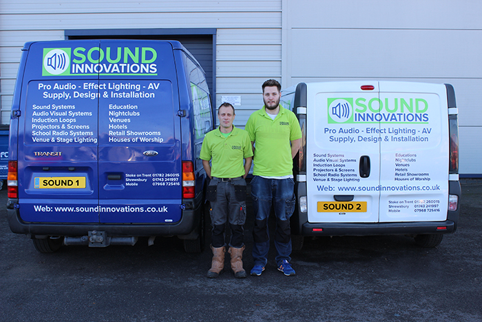 Our team of fully training and qualified installers have a full in-depth understanding of how to correctly install and setup the equipment we supply