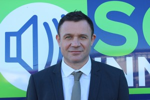 Rob Mulliner, Managing Director, Sound Innovations Ltd