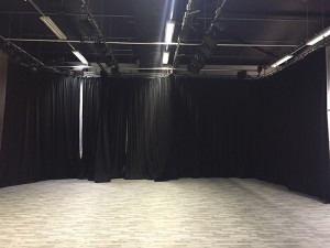 Specialist installer of stage curtains and tracks