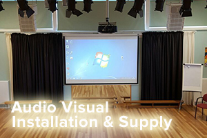 Education Audio Visual Instalation